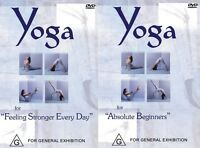 YOGA - ABSOLUTE BEGINNERS & FEELING STRONGER - YOGI MARLON FREE LOCAL POST