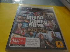 GRAND THEFT AUTO EPISODES FROM LIBERTY CITY PS3 PLAYSTATION 3 *BARGAIN!