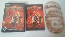 DUNGEON SIEGE II (2) - PC - JEU PC COMPLET - GERMAN DEUTSCH VERSION