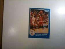 1984-85 Star Basketball Michael Jordan Rookie Of The Year Rookie #288 RP