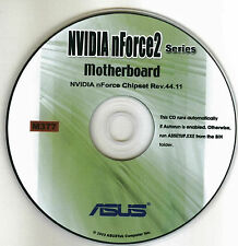 ASUS GENUINE VINTAGE ORIGINAL DISK FOR A7N8X-VM 400 Motherboard Disk M377