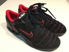 "NIKE Men's ""Gran Turismo Ltd. Edition"" Black/Red 309879-001 Shoes Size 7"