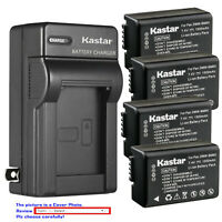 Kastar Battery AC Wall Charger for Panasonic DMW-BMB9 & Panasonic Lumix DC-FZ80