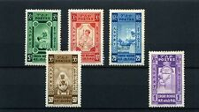 RED CROSS, ETHIOPIA >SC B  268-/72  semi-postal, {5}  1945 LH  RARE
