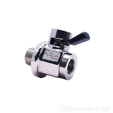EZ Engine Oil Drain Valve EZ-111 (14mm-1.25)