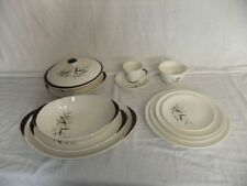 Unboxed Tableware Beige Royal Doulton Pottery