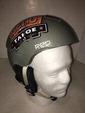 Giro Snowboard Helmet Adult Sz 53-55 XS ski ear pad Gray
