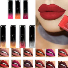 21 Color Waterproof Long Lasting Liquid Pencil Matte Lipstick Lip Gloss Cosmetic