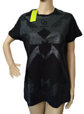 Versace Jeans women's Carena oversized black t-shirt size S