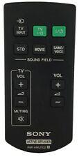 ORIGINALE Sony Telecomando rm-anu102 per sa-32se1 - sa-40se1 - sa-46se1