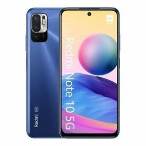 XIAOMI Redmi Note 10 5G Smartphone 4GB/128GB - Unlocked UK Model Night Time Blue