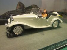 JAMES BOND CARS COLLECTION 050 MG TF MP LAFER MOONRAKER