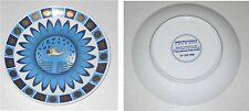 Piatto d'artista Ceramica NUNZIA PAOLA CARALLO Il dono di Acheloo - Serigrafia
