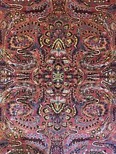 Amazing American - 1930s Antique Oriental Rug - Floral Carpet - 8.6 x 12 ft.