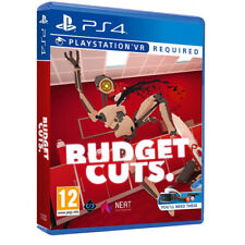 Budget Cuts PlayStation 4 PS4 VR / PSVR Game (Ages 12+)