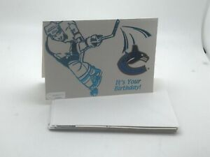 "San Hose Sharks Logo Birthday Card: ""It's Your Birthday""I 90 Logo I Set of 7"