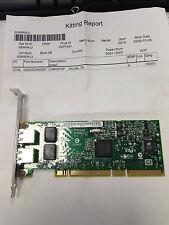 IBM 5706 Adaptador PCI-X 10/100/1000 Base-TX Ethernet de 2 puertos (FC 1983, 570