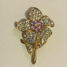 cc51418b2a0e4 Diamond Pink Fashion Pins & Brooches for sale | eBay