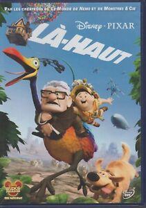 Disney # 97 Là-Haut Dvd Pixar