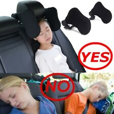 Car Seat Pillow Headrest Neck Support for Kids Adults Travel Sleeping Cushion