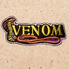 Venom Logo Patch M.A.S.K. Robot Matt Trakker Thunder Hawk Spectrum Viper Mask