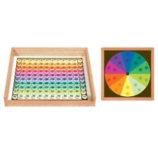 Oberschwäbische Magnetspiele Einmaleins-Spiel im Holzkasten 7314