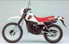 YAMAHA DT125LC MK1 1983 DECAL KIT