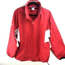Reebok Mens Windbreaker Jacket Size M
