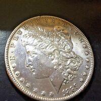 """1889 """"P"""" Morgan Silver Dollars        FREE SHIPPING"""