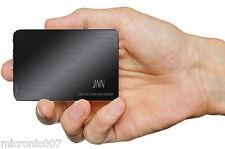 Carta di credito jnn-m2 16gb di dimensioni mini registratore vocale di alta qualità 80 ore BATTERIA