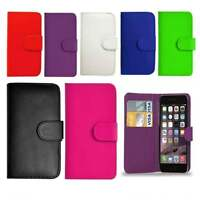 Flip Wallet Leather Case Cover For Apple iPhone 6 6S 6Plus Free screen protector