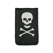 Sunfish Skull & Crossbones Golf Scorecard Yardage Book Cover Holder
