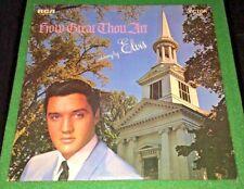 Elvis Presley LP ~ How Great Thou Art ~ RCA Victor LSP-3758
