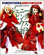 Jenny Pink House Love No.8 /Japanese Handmade Doll Clothes Book Japan