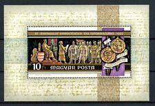 Hungría 1972 Sg #ms 2703 Anniv de Aranybulla Mnh m/s #a 36758