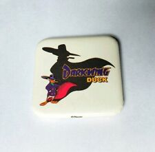 VINTAGE OFFICIAL DISNEY DARKWING DUCK  PROMO PIN - CARTOON TV SERIES SHOW 1990s