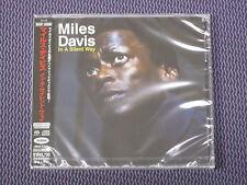 "MILES DAVIS ""IN A SILENT WAY"" JAPAN HYBRID SACD DSD MULTI-CH 2007 *SEALED*"