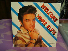 "elvis presley""welcome home elvis / sinatra""lp12""memphis flag:8500.de 1985"
