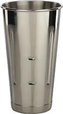 12 Stainless Steel 30 Ozmalt Cup Ice Cream Milkshake
