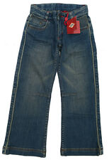 OILILY Denim Jeans  ✿ Girls ✿ Size 7 - 8 / Euro 128 ✿ NWT NEW ✿ RRP $139.90 USD