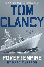 Tom Clancy Power and Empire (A Jack Ryan Novel), Cameron, Marc, Good Book