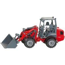 Tracteurs agricoles miniatures en acier embouti
