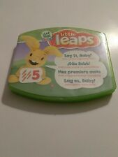 Leap Frog Baby Little Leaps Say It, Baby! Disc Only