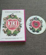 DVD KIKI EL AMOR SE HACE - PACO LEON - ALEX GARCIA - NATALIA DE MOLINA - 2016