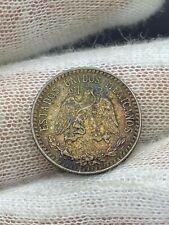 1928 Mexico 20 Centavos