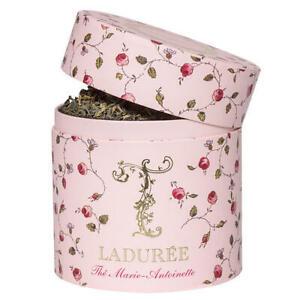 LADUREE THE MARIE ANTOINETTE Tea 100g Loose Leaf Black Rose Jasmine Orange JAPAN