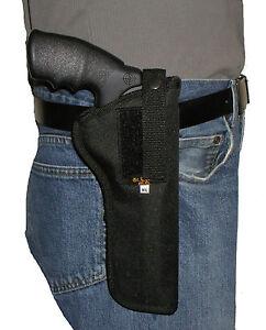 USA Hip Pistol Holster S&W Model 27 Revolver .357 Magnum 6 inch Barrel 357
