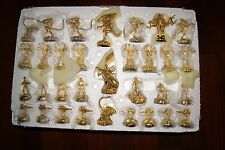 SOTA Aliens chess set, gold edition, marines,AVP,Predator