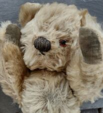 More details for antique vintage chad valley mohair teddy bear one eyed pirate ted needs tlc