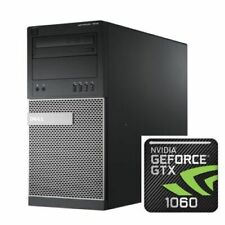 DELL Gaming PC Intel Core i7-3770/GTX 1060 3GB DDR5/1TB HDD/16GB RAM/WiFi